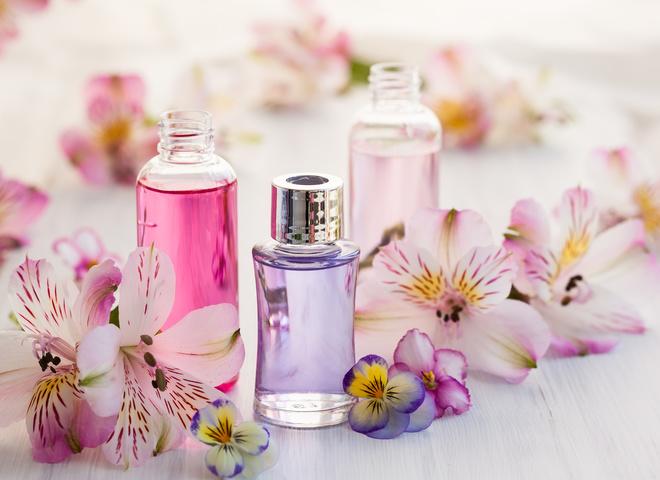 Квітковий парфум на весну