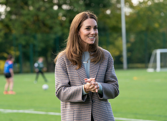 Модные пальто 2021: стиль Кейт Миддлтон