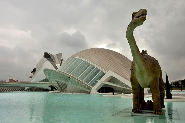 Цікаві місця Валенсії: місто мистецтв і наук