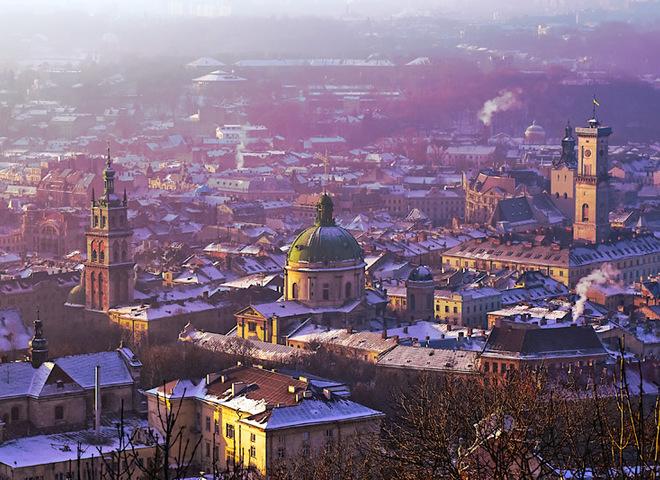 День святого Валентина у Львові: ТОП-7 найромантичніших місць культурної столиці