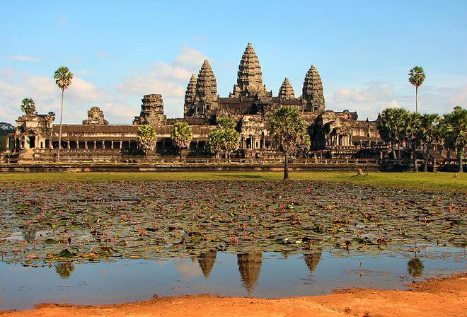 Чудо Камбоджі: таємничий Ангкор-Ват