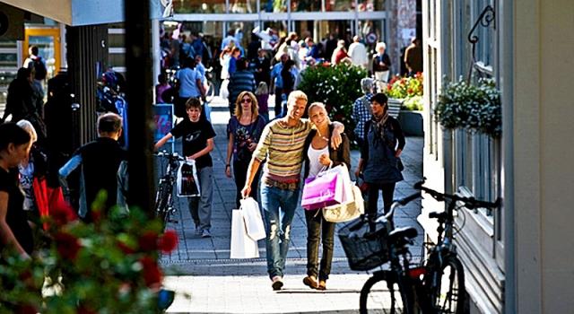 Шопинг за границей: как пользоватся tax free
