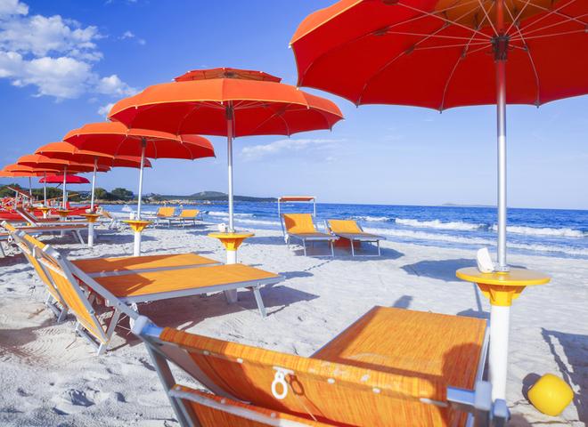 Пляжи Италии: Scala dei Turchi