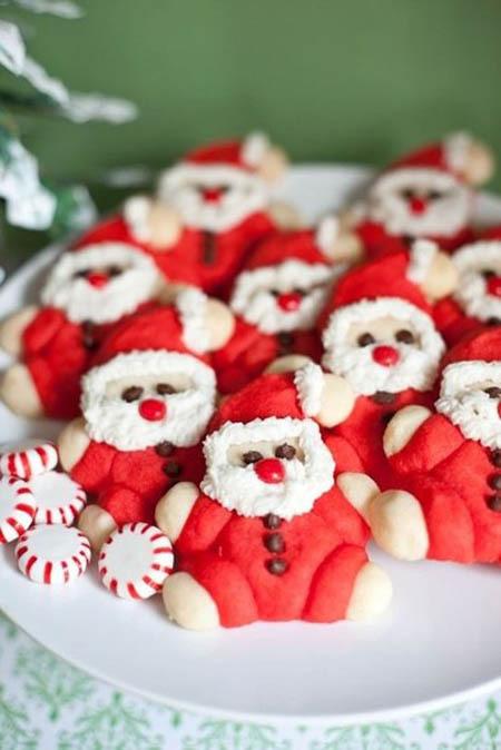 Праздничные печенюшки
