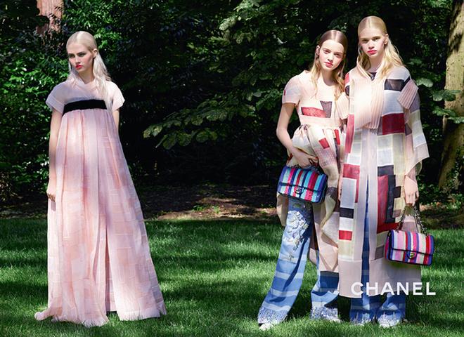 Круизная коллекция Chanel 2016
