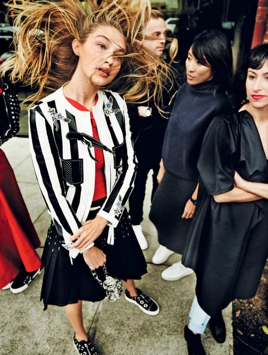 Vogue US March 2016