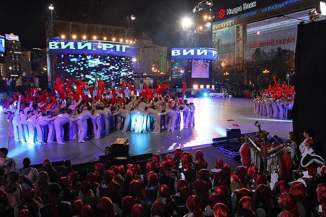 Майданс-2012, 22.09.2012