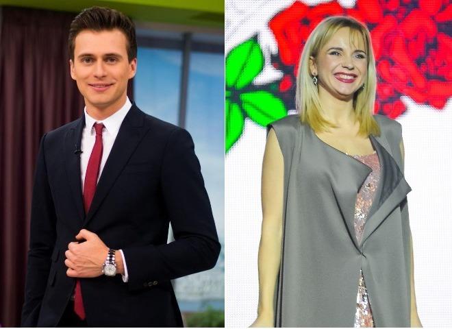 Александр Скичко и Лилия Ребрик