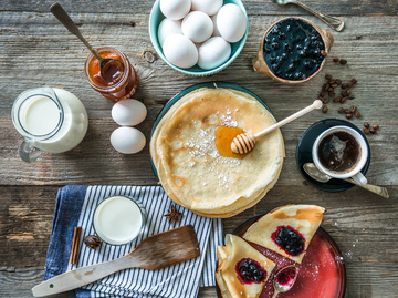 Що приготувати на Масляну: традиційні страви для тих, хто не любить млинці
