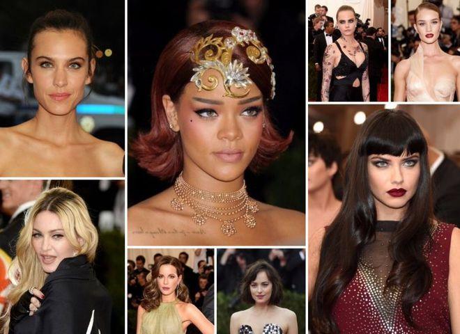 Лучшие beauty-луки Met Gala 2015