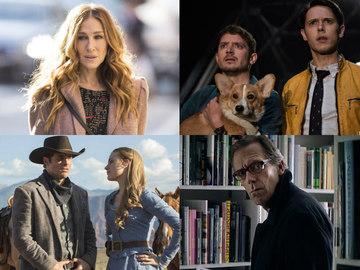 топ-10 сериалов октября