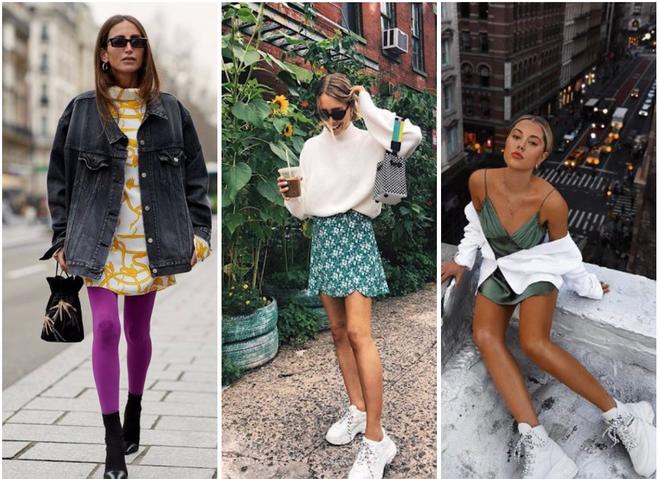 З чим носити сукні: 20 безпрограшних комбінацій