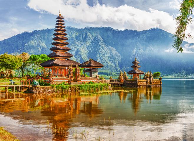 ТЕСТ: Индонезия