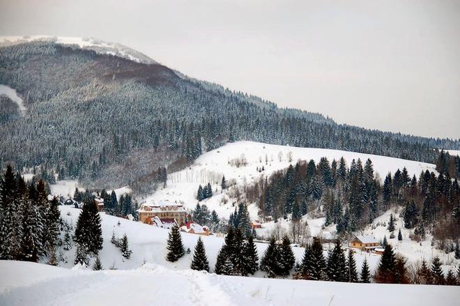 Кращі гірськолижні курорти України