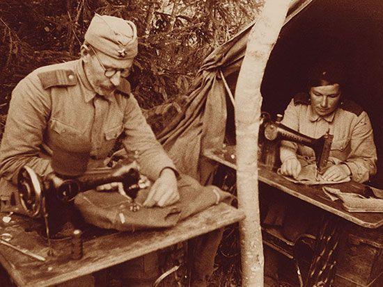 Женщины Великой Отечественной