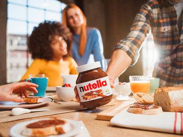 Всемирный день Nutella®