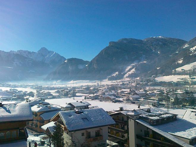 Зимние курорты Австрии. Майрхофен