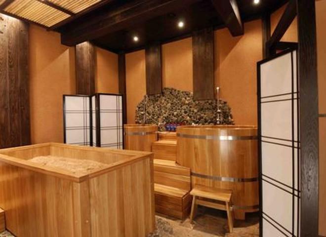 Офуро: открываем секреты японской бани