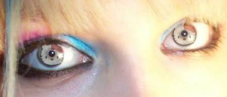 Обалденные контактные линзы