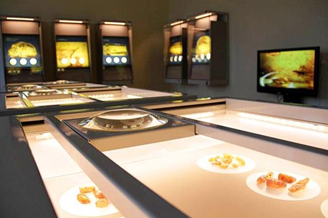 Цікаві місця Литви: музей янтарю