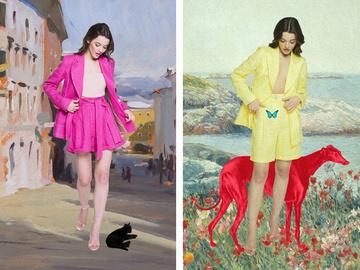 Модні костюми від українських брендів