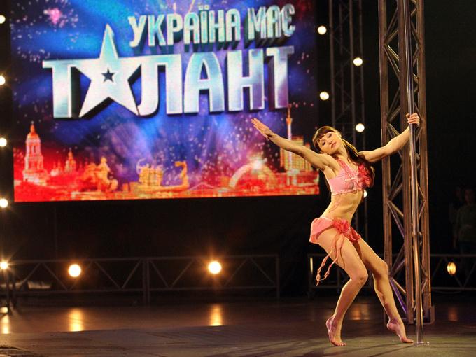 Україна має таланти