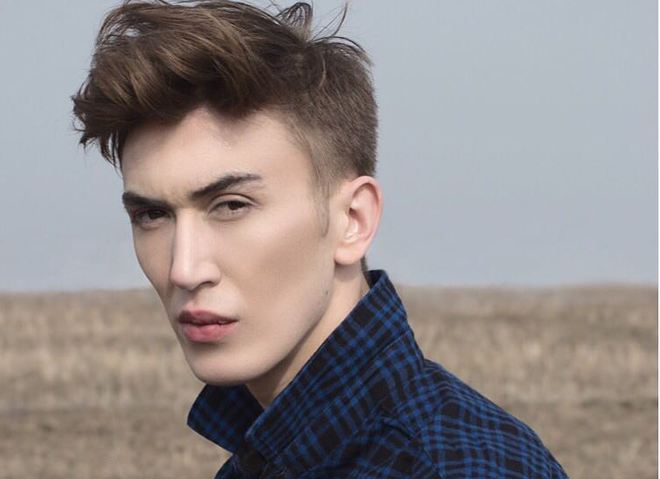 хлопець із Казахстана