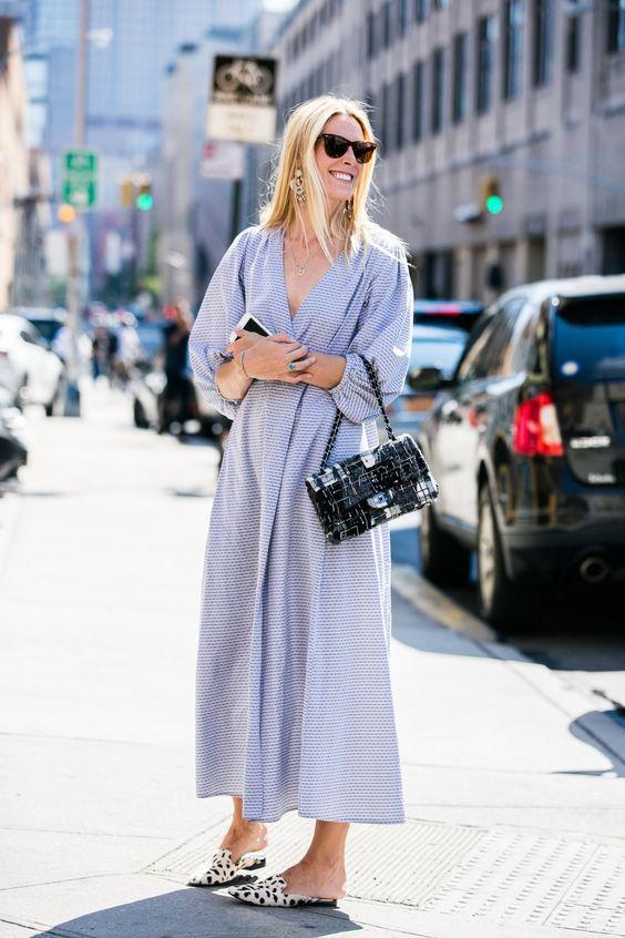 Сукня-сорочка на літо 2020