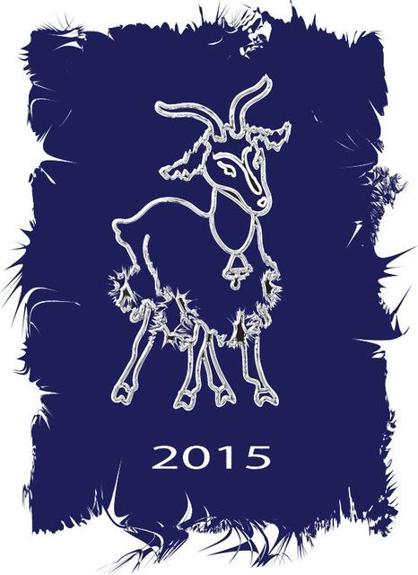 Милая овечка и Новый год 2015