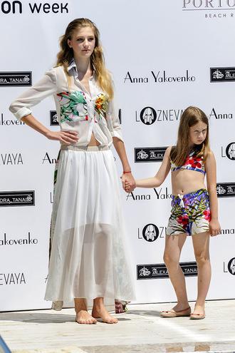 Holiday Fashion Week:SWIMWEAR FASHION SHOW BY ALEXANDRA TANAIS