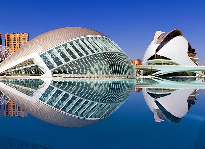 Цікаві місця Валенсії