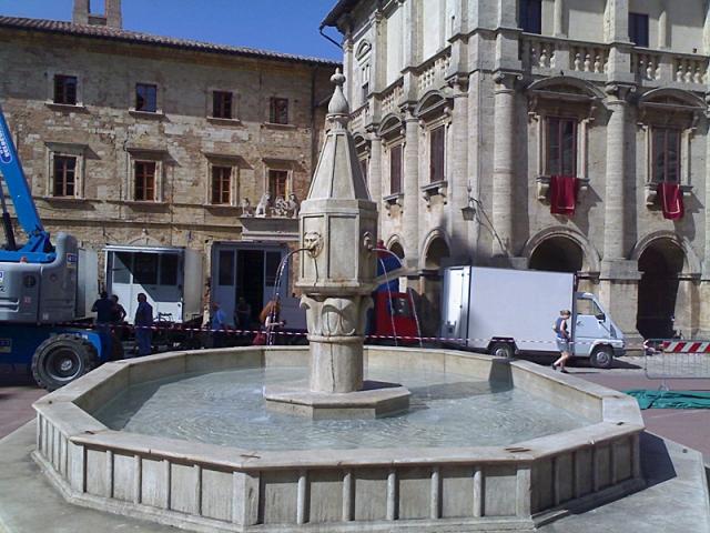 Монтепунчіано, Італія