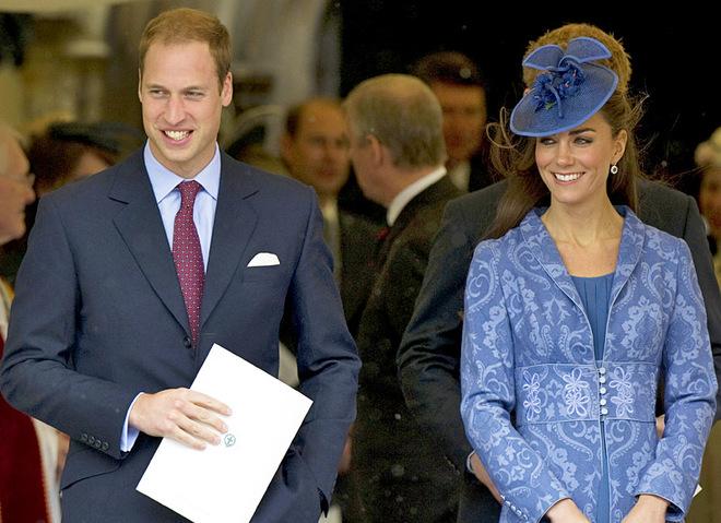 Принц Уїльям і принцеса Кетрін