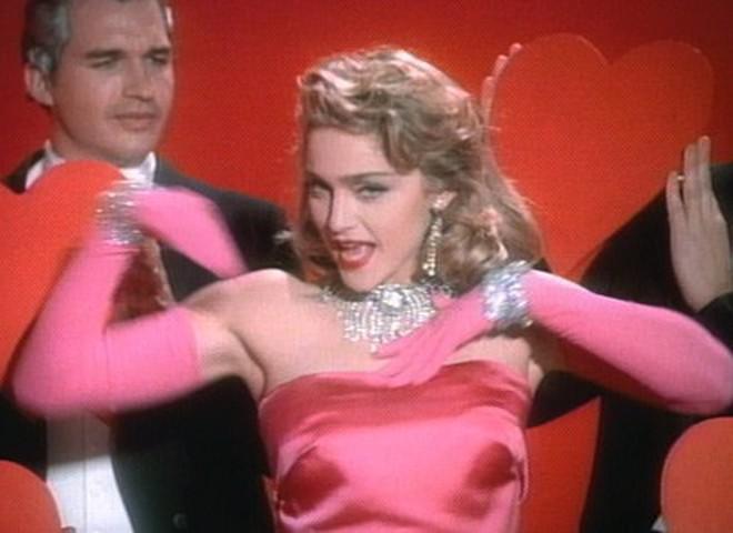 Сукня Мадонни виставлена на аукціон