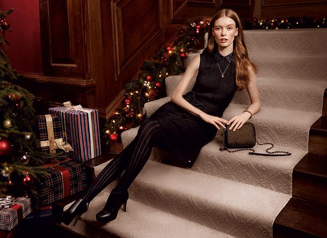 Рождественская кампания Tommy Hilfiger