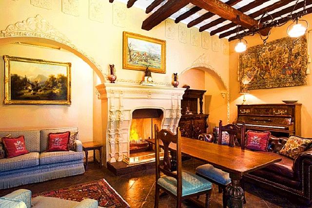 Готелі, в яких турист зобов'язаний провести ніч: готель Thorngrove Manor Hotel