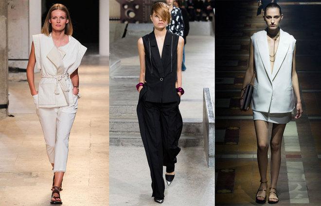 Модні жіночі піджаки 2016