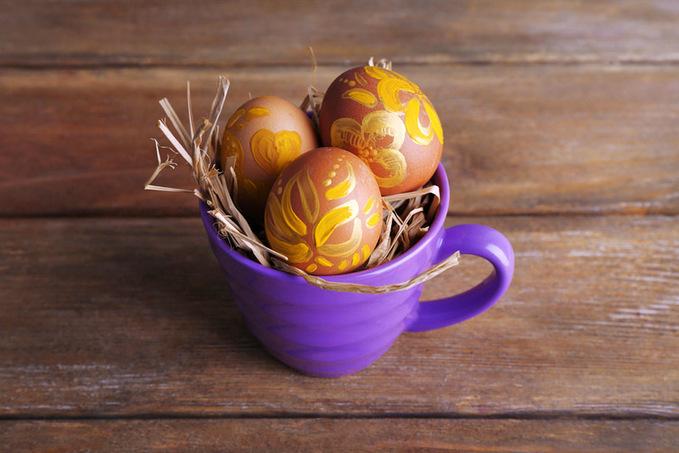 Как красить яйца: топ-20 самых интересных способов