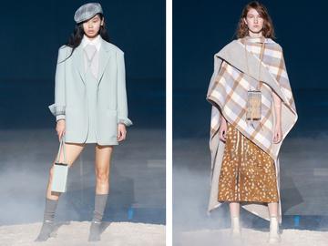 Показ колекції осінь-зима 2021/22 бренду the COAT by Katya Silchenko