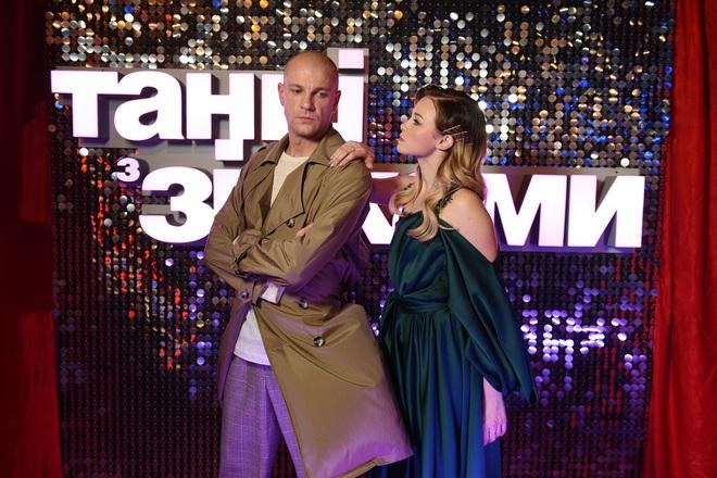 Павло Вишняков і Юлія Сахневич