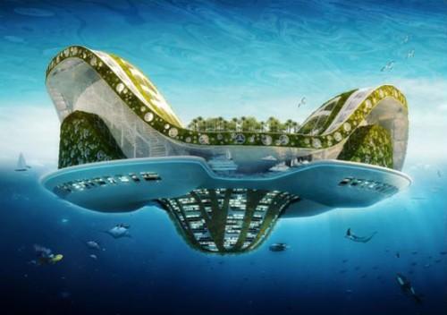 Плавающие острова