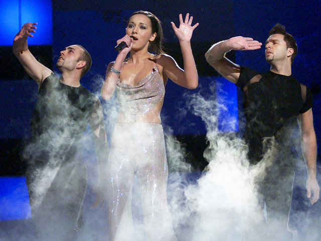 скандалы Евровидения