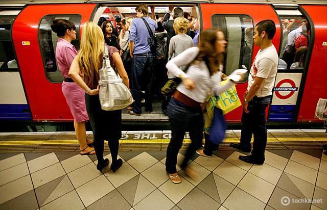 Достопримечательности Лондона: метро