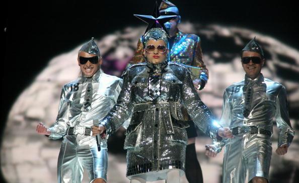 Самые трешовые и необычные образы на конкурсе Евровидение образы на конкур