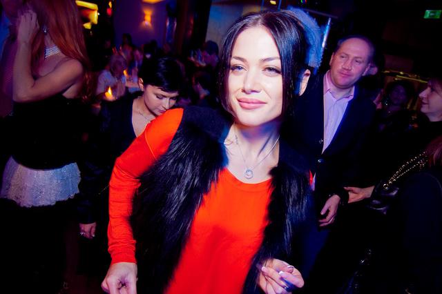 «ORA Caviar party» в OK Bar
