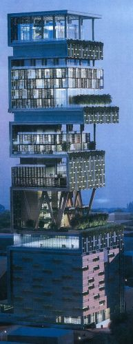 Дом, который построил Тетрис