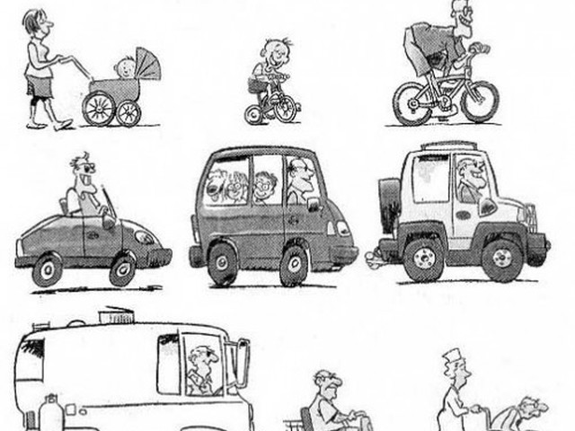Вся жизнь на колесах картинка