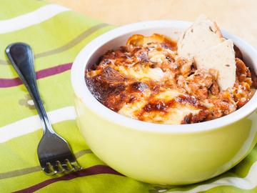 Блюда из куриного филе, Куриное суфле с сельдереем