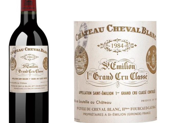 Вина Chateau Cheval Blanc выставлены на аукцион