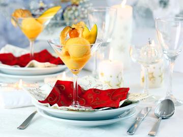 Новый год 2016: рецепт освежающего десерта